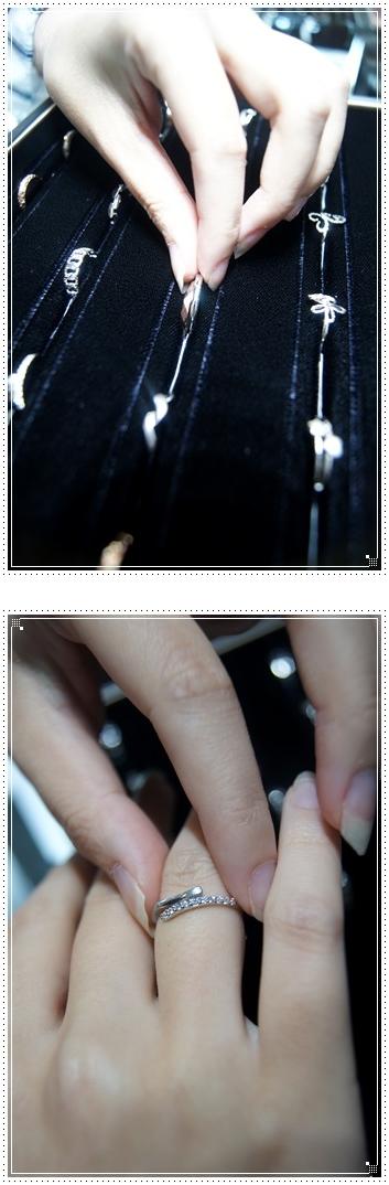 【台中銀樓推薦】這次到台中金飾專賣店~還滿多網友推薦的喔!不僅金飾對戒很好看~我的K金手環也相當可愛有氣質呢!
