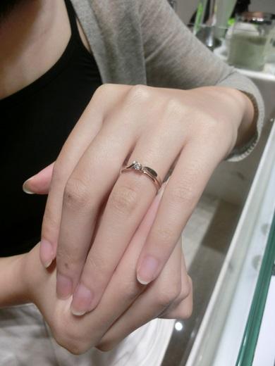 【台中gia推薦】台中這裡的鑽戒也太有質感了吧,就連以前挑的鑽石都來這裡給他們回收,沒想到這次挑的婚戒也可以讓我這麼滿意,銀樓婚戒我只推薦這啦!
