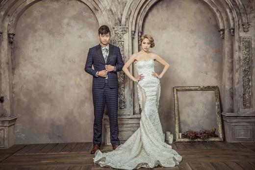 【台中婚紗推薦】具有強烈個人特色及簡約質感的台中婚紗,我選擇的是台灣婚紗公司的頂級婚紗