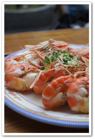 【新竹海鮮】新竹黃金海岸活蝦美食餐廳,親朋好友聚餐推薦的好地方~