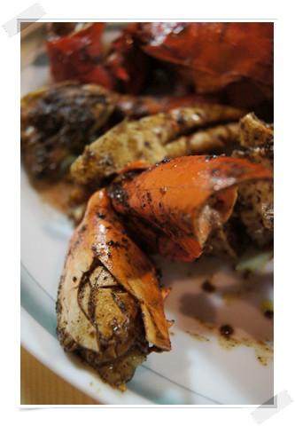 【新竹美食推薦】新竹竹北海鮮美食餐廳,活蝦料理的極致,網友推薦黃金海岸活蝦之家~