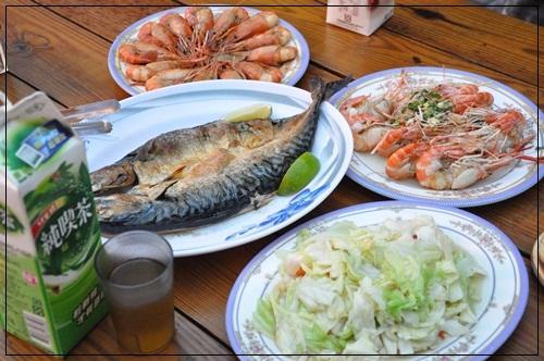 【新竹餐廳推薦】新竹竹北聚餐景點,在地人氣海鮮美食餐廳,到黃金海岸活蝦之家大快朵頤囉~