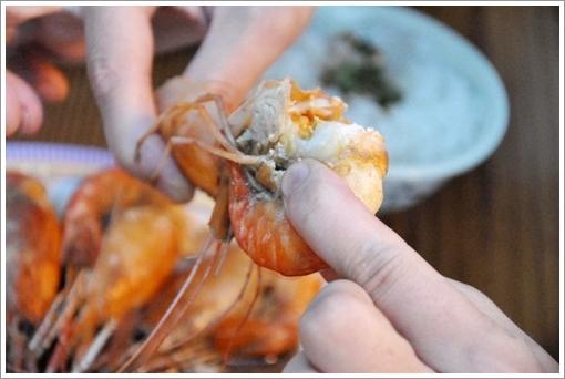【新竹美食餐廳】新竹美食必吃海鮮餐廳,大海美味好過癮超推薦,黃金海岸活蝦之家最有特色~