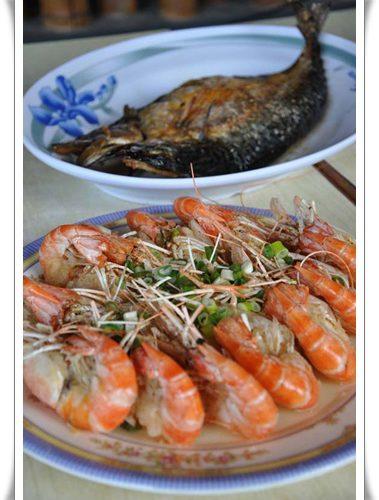 《新竹美食推薦》新竹的中式料理,美食海產活蝦餐廳,黃金海岸是我吃過最好吃的中式海鮮聚餐餐聽~~
