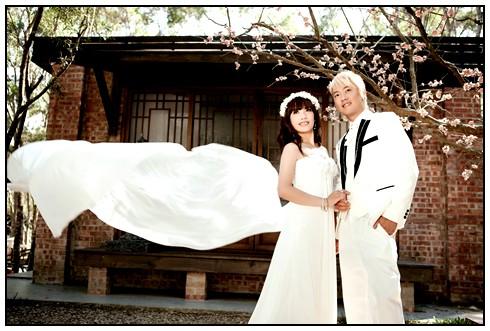 【推薦彰化婚紗】推薦拍攝景點和攝影風格.一間可以放心託付的彰化婚紗攝影公司.禮服四季都有更新!