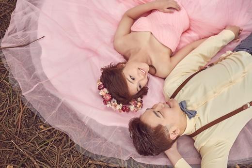 【彰化婚攝推薦】表妹推薦的彰化婚紗,還是比員林婚紗公司和攝影工作室價格更優惠,太棒了~