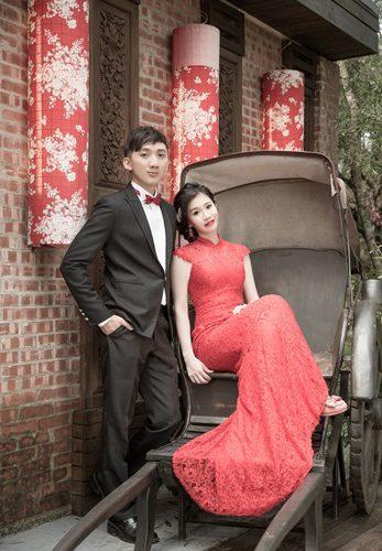 【彰化婚紗】謝謝大嫂把彰化專業婚紗攝影公司推薦分享給我們,讓我們的婚紗照滿意的出爐。