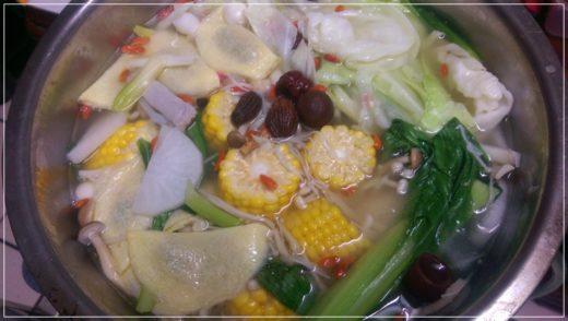 【火鍋團購】私心推薦在家煮原味養生火鍋,這個好吃的養生火鍋湯底包溫順濃郁香醇~超讚的!
