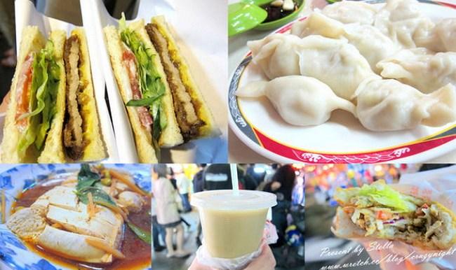 台北南機場夜市營業時間、地圖、美食排名2