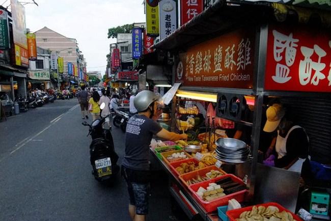 台北大龍街夜市營業時間、地圖、美食排名1