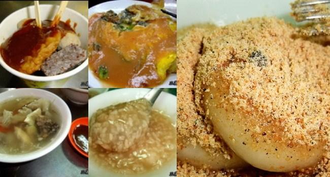 台北華西街夜市營業時間、地圖、美食排名2