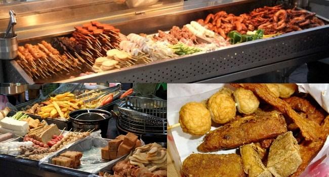 台北雙城街夜市營業時間、地圖、美食排名2