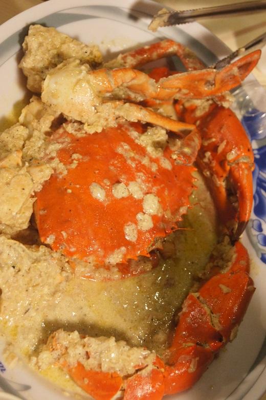 【新竹美食】超好吃的竹北活蝦餐廳!感謝哥哥推薦新竹這間活蝦美食餐廳給我,讓我在台灣也能吃到鮮美的泰國蝦料理~螃蟹也超厲害的啦!