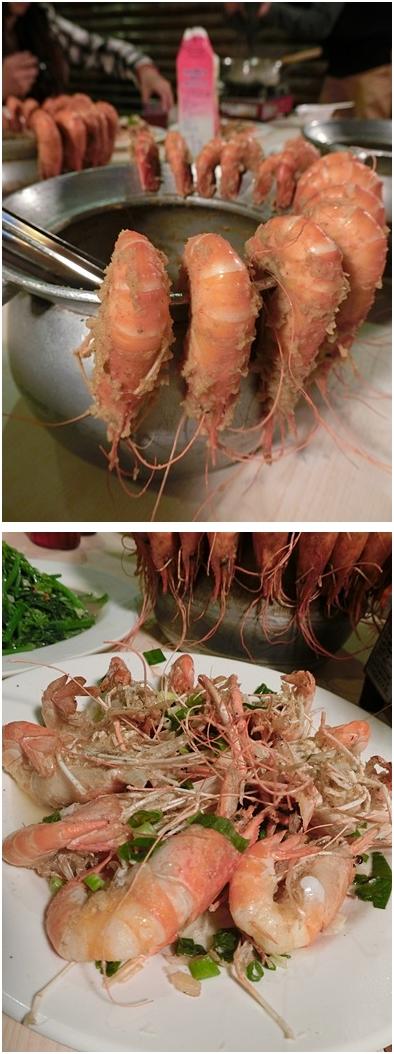 【新竹聚餐】新竹活蝦美食餐廳推薦~真的是好適合聚餐的餐廳唷~每一道料理都好銷魂!