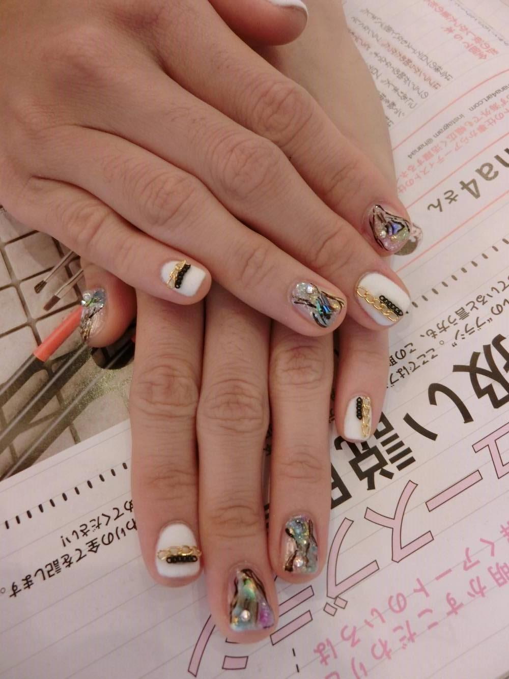 【高雄美甲評價】這次到高雄的美甲店幫手美容一下,感謝朋友推薦評價很高的高雄光療指甲,超多流行的指甲款式介紹,美美的法式美甲分享