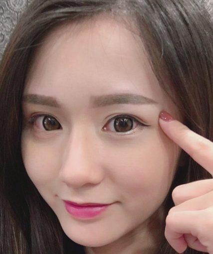 【高雄飄眉】到網友都推薦的高雄紋繡店做韓式半永久柔霧紋眉超好看~高雄紋眼線、繡唇、飄眉價錢比較!價格還超划算耶!還有教學課程!