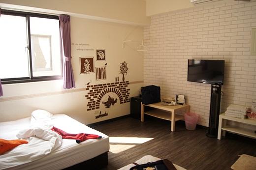 【高雄住宿推薦】高雄日租民宿比較評論,住到高雄日租套房便宜又有主題房型的房間真的超享受~
