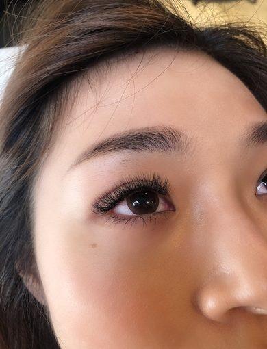 【台中美睫推薦】這家台中美睫店種睫毛技術超棒~謝謝姐姐推薦給我這家韓式美睫接完睫毛後舒適又超美的!價錢也很實在~以後都要來這接睫毛了~!!