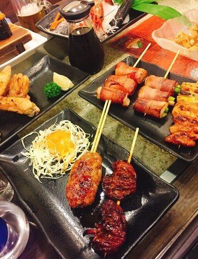 【台中燒烤推薦】正統的日本料理餐廳只有在這裡有,這次的聚會大家都超滿足的阿!特地從台南北上來台中吃網路美食超推薦的聚餐餐廳!