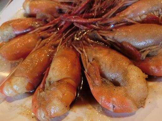 【新竹餐廳】推薦海鮮活蝦.美食.火鍋料理 寬廣的用餐場地好適合聚餐※活蝦料理口味好多樣~冬天就來鍋暖暖的鮮蝦火鍋吧!