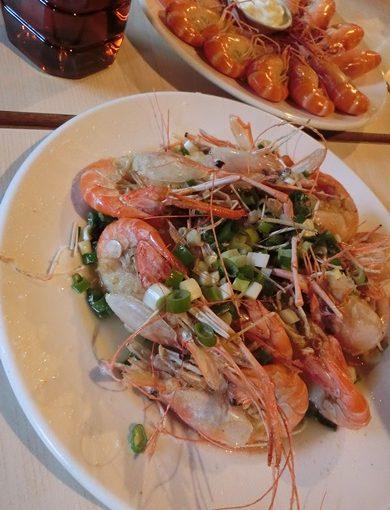【新竹美食】餐廳推薦*謝師宴+竹北聚餐餐廳※新鮮好吃活蝦料理-多人聚餐~價格CP值超高的新竹必吃海鮮餐廳