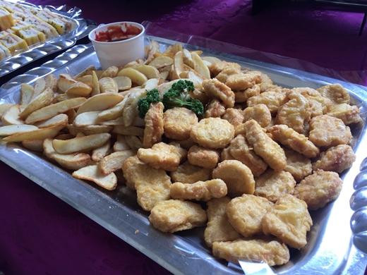 【台中歐式自助餐】buffet超好吃的專業外燴廠商∥今年畢業典禮有令我愛不釋手,充滿回憶的各類西式外燴點心~最精緻好吃的外燴料理非這家莫屬!