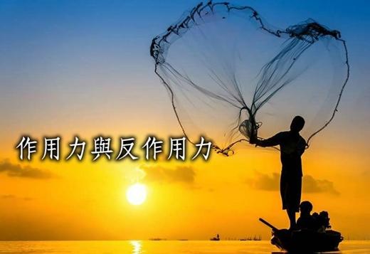 觀音山中華大悲法藏佛教會_因果業報_吉祥洲_作用力與反作用力
