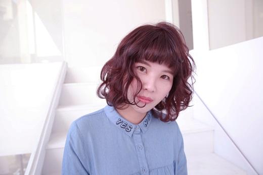 【染髮】真心推薦厲害又專業的台中髮廊》美髮沙龍超級有質感的染髮與燙髮技術~讓我變成夢幻系少女!