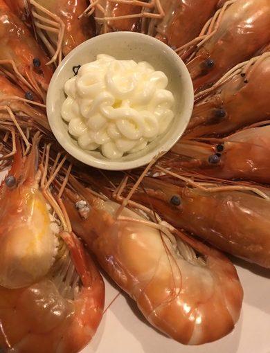 新竹【美食餐廳】食材新鮮用料又紮實的海鮮餐廳★沒吃過這麼好吃的活蝦料理→聚餐的好所在!!