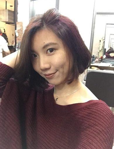 我喜歡的台中髮廊之一:豐原隱藏版的髮廊推薦|設計師這次幫我染的顏色也太繽紛卻一點都不浮誇!染髮跟燙髮都好厲害阿