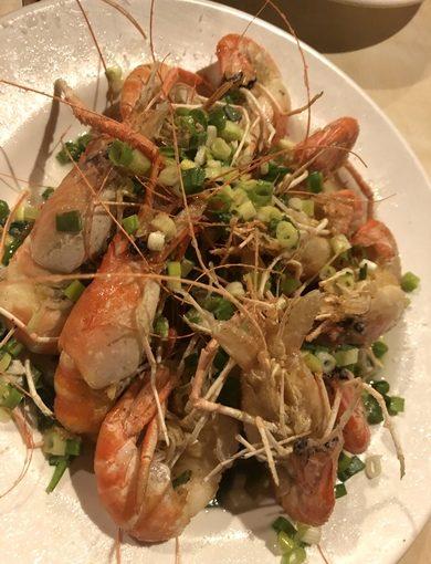 #新竹活蝦|好吃餐廳推薦!海鮮大餐+活蝦料理~竹北超有名的聚餐景點之一,蝦子料理好多種類~