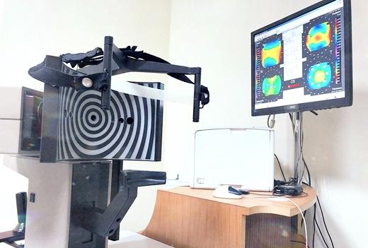 [台中眼科]醫師的技術好專業!現在眼睛復原100分,恢復健康視力囉!七次元近視雷射、微創雷射近視比一比