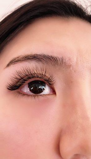 【高雄種睫毛推薦】Double Q美睫店接的睫毛超級美!一起床素顏就能美美的心機步~睫毛接下去