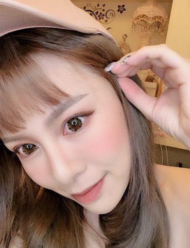 【粉霧眉】台中光影柔霧眉分享, Double Q老師紋眉功力好厲害 就是和傳統繡眉不一樣!