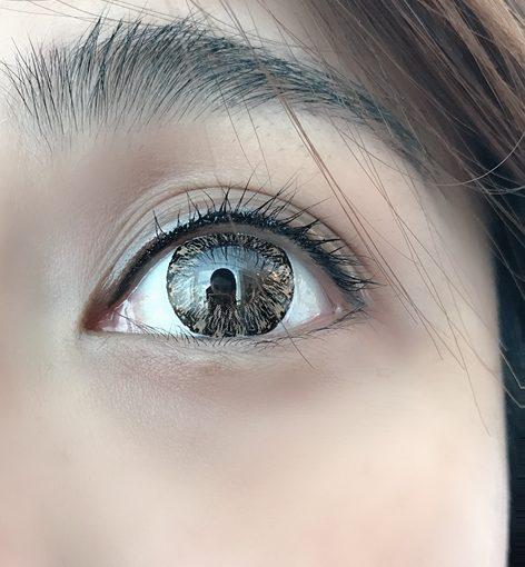 【繡眼線】紋隱形眼線心得推薦.台中Double Q極緻美學/紋好的眼線好自然,比較起來漂亮太多了!比傳統繡眼線技術還要更新的手法