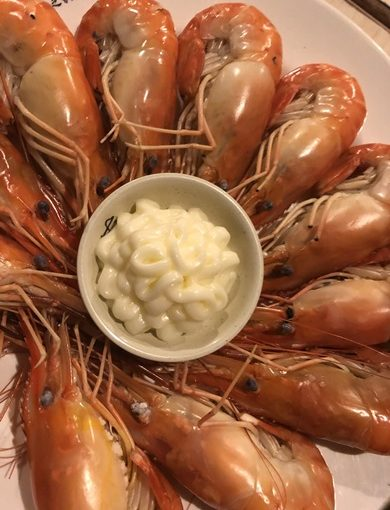【泰國鮮蝦】竹北海鮮餐廳心得推薦,活蝦生猛新鮮,適合聚餐~料理都很好吃,新竹必訪海鮮餐廳
