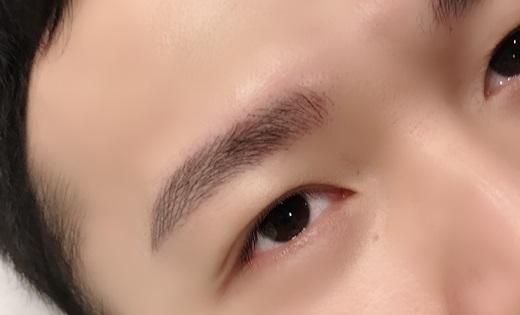 【台中男生繡眉】樂比美學|傳統繡眉技術再見!變身帥氣有型歐巴~推薦這家厲害的飄眉店~男仕紋眉分享