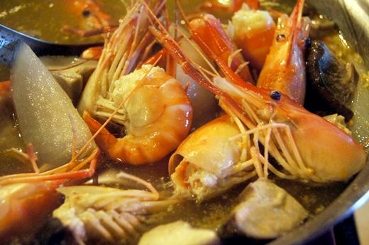 新竹推薦【美食餐廳】竹北活蝦~各類海鮮料理#附兒童遊戲空間!!