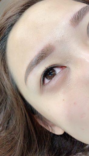 【繡眼線推薦】樂比紋眼線全紀錄,詳細過程!第一次做美瞳線就上手~