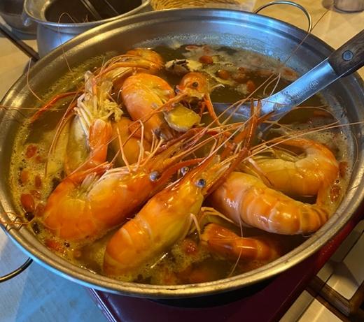 新竹美食|聚餐˙聊天˙長談最佳竹北餐廳!海鮮/活蝦聖地~~陪我渡過每個夜晚時分!