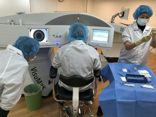 台北《眼科醫師》近視雷射*用微笑改變世界*零負評網民推薦*多愛自己一點.