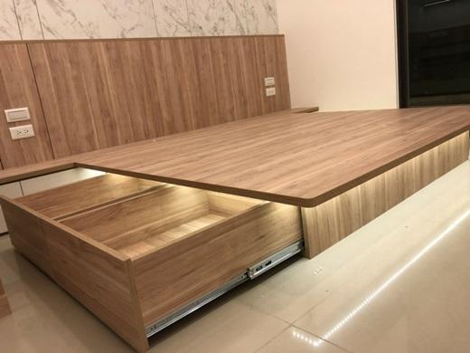 【台中裝潢設計】利用系統櫃增加收納空間! 簡潔明亮風格好喜歡~室內空間好寬敞!