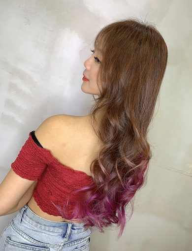 【一中燙髮推薦】台中染髮最熱門的salon!2020必訪~髮型設計師強到不要不要的!