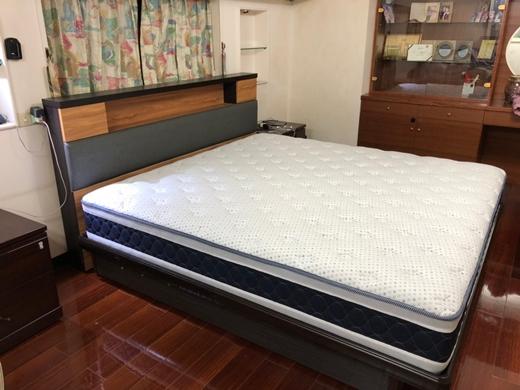 【床墊推薦】林口+新北+彈簧床+獨立筒+乳膠+用心+躺就要躺的舒服+透氣!