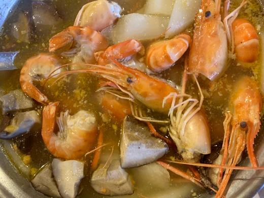 【竹北美食餐廳】聚餐推薦!! 遇見排行榜上的NO.1的新竹活蝦餐廳,海鮮最青啦~
