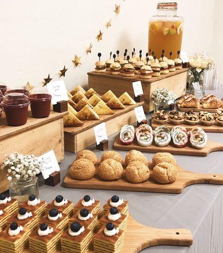 <鄉村風外燴buffet> 生日慶生唯一推薦buffet、finger food!最難忘的台中派對服務!
