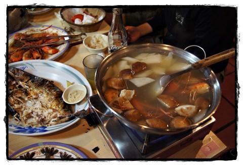 【新竹美食推薦】新竹在地朋友推薦,說這間海鮮美食餐廳一定要來吃過,就讓我來瞧瞧黃金海岸活蝦之家吧~