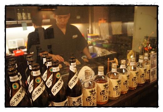 【台中居酒屋】御三家居酒屋很多人推薦,彷彿置身國外一般,日式美食料理非常道地~