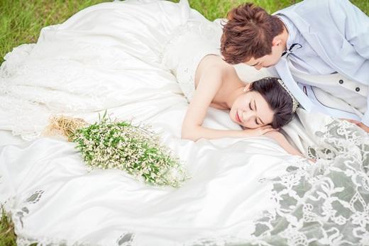 【台中婚紗推薦】分享網友推薦的台灣婚紗攝影公司~這間台中婚紗店把我們的婚紗照拍的超有質感!
