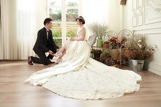【台中婚紗推薦】台中婚紗公司是最棒的婚紗店了!遇到台灣最用心且專業的婚紗公司真是太感動了~